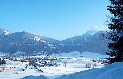 Een impressie van wintersport in Soll