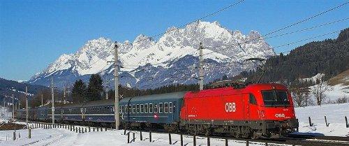 Met de trein naar Soll